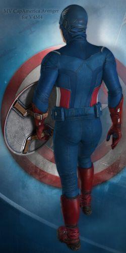 MV CapAmerica Avengers for V4M4