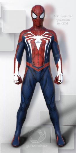 MV Insomniac SpiderMan for G3M