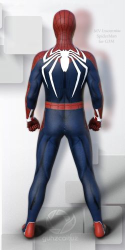 MV Insomniac SpiderMan for G3M