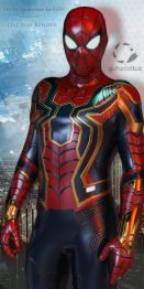 MV Iron SpiderMan for G3M