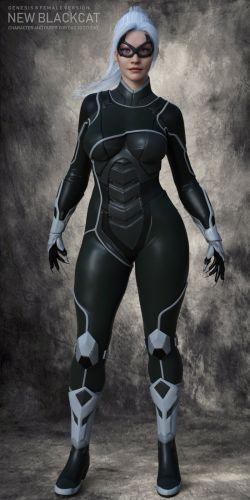 MV New Black Cat for G8F