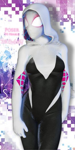 MV SpiderGwen Outfit for V4