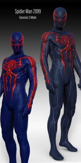 MV Spider Man 2099 for G3M