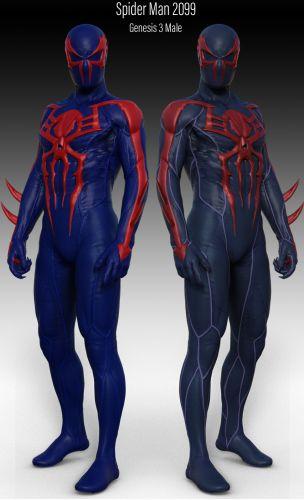 MV Spider Man 2099 for G3M