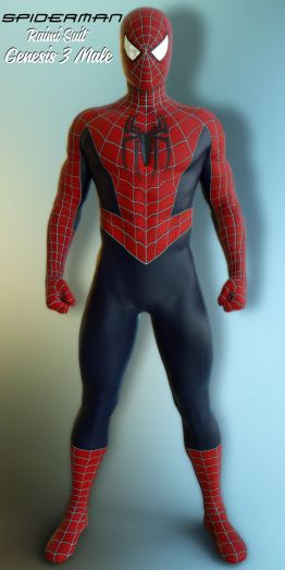 MV Spider Man Raimi for G3M