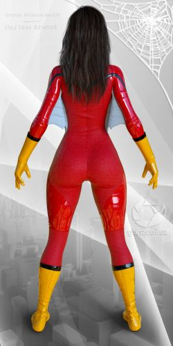 MV Spider Woman for G3F