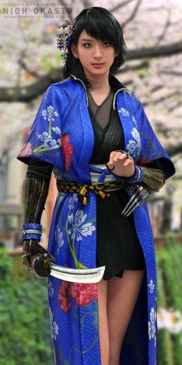Nioh Okatsu for G8F