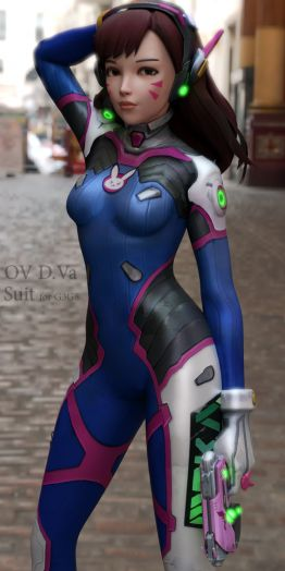 OV DVa Suit for G3G8