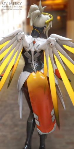 OV Mercy for G3F