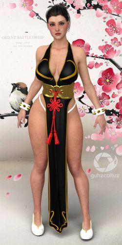 Orient Battle Dress for G3F