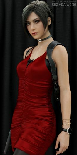 RE2 Ada Wong for G8F