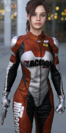 RE Elza Walker MotoSuit for V4G8F