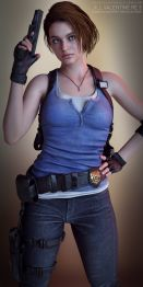 RE Jill Valentine GuhzCoituz for G8F