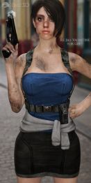 RE Jill Valentine for G8F