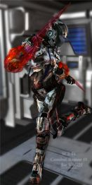 Combat Armor 01 for V4G2F