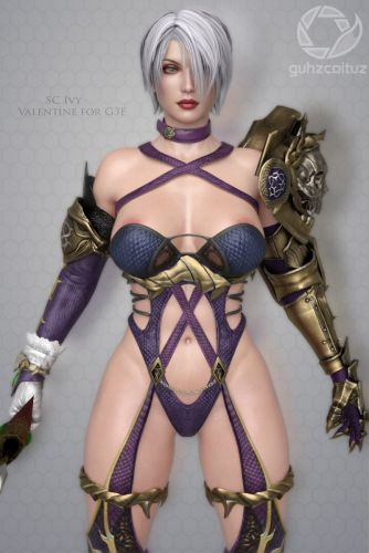 SC Ivy Valentine for G3F
