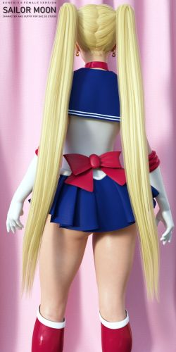 SM Sailor Moon for G8F
