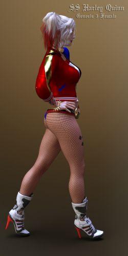 SS Harley Quinn for G3F