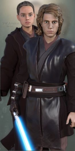SW Anakin for G3 Bundle