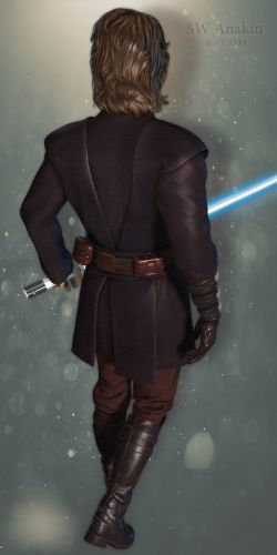 SW Anakin for V4M4