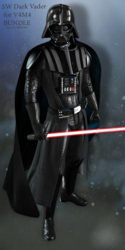 SW DarkVader Bundle for V4M4