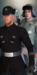 SW Officer Uniform for M4V4 Bundle