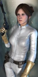 SW Princess Leia Nabu for V4G3F