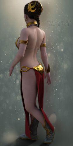 SW Princess Leia Slave for G8F