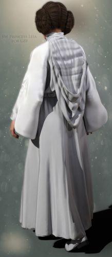 SW Princess Leia for G8F