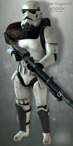 SW Troopers 01 Addon