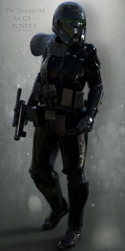 SW Troopers Bundle 04 for G3