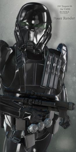 SW Troopers Bundle 04 for V4M4
