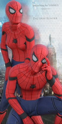 SpiderMan for V4M4G3