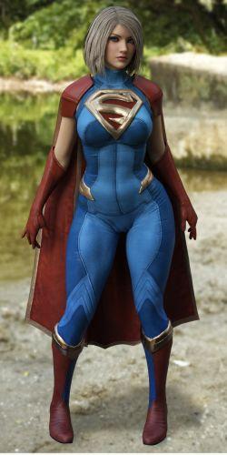 Super Girl IJ2 for G3F