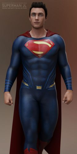 Superman JL for G8M