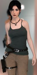 TR LaraCroft for G8F