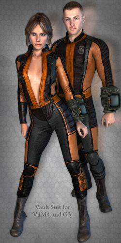 Vault Suit for V4M4G3