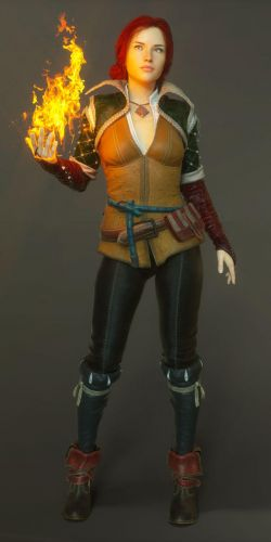 WC Triss for G3F