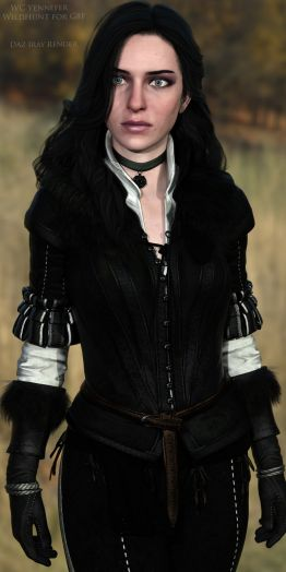 WC Yennefer WildHunt for G8F