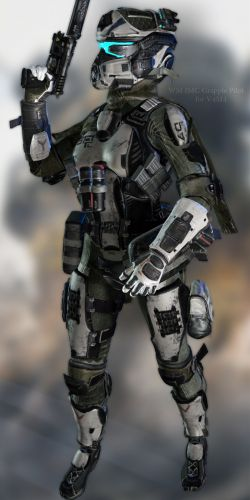 WM IMC Grapple Pilot for V4M4