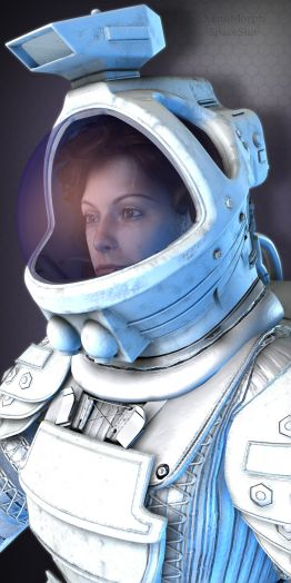 XenoMorph SpaceSuit for M4V4