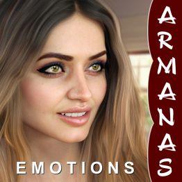 ARMANAS Emotions for G8F