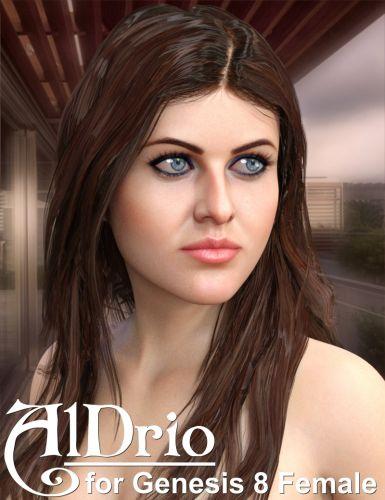 AlDrio G8F