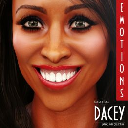 Dacey Emotions for G8F