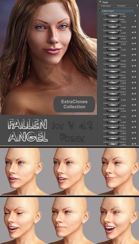 Fallen Angel for V4