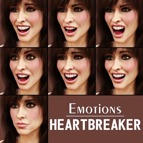 Heartbreaker Emotions for G8F