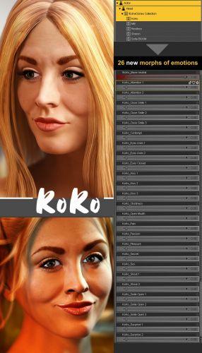 KoKo for G2/G3