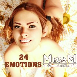 MegaM Emotions for G8F