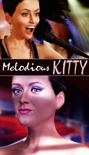 Melodious KITTY for V4