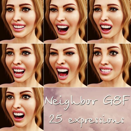 Neighbor Expressions for G8F